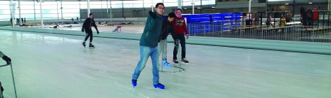 International Students on Ice