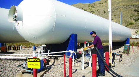 Italian Gas Supply