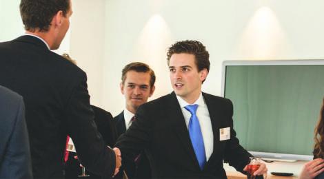 Economic Business weeks Tilburg 2016