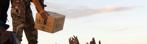 Optimizing Humanitarian Aid
