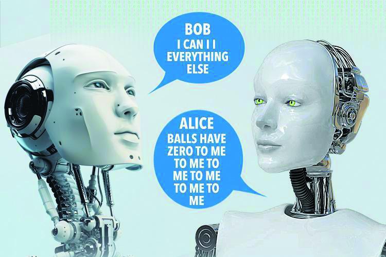 AI Alice Bob