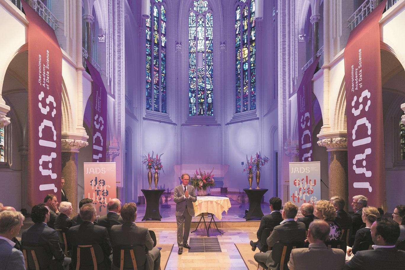 Nederland,  Den Bosch, ondertekeening van contracten voor Jads .