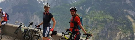 Alpe d'HuZes - Quitting is not an option