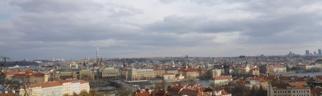 Five Cold Days in Prague