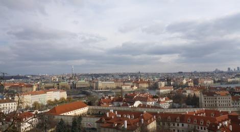 Five Cold Days in Prague
